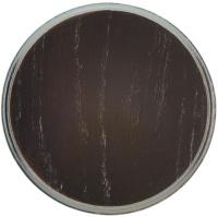 Eurohunt Keilerschild rund 12 cm (Eiche hell)