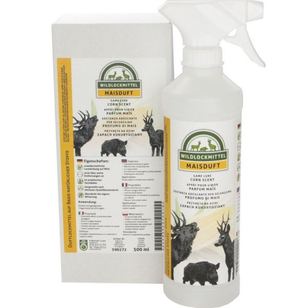 Eurohunt Wildlockmittel Mais Duft (500 mL)