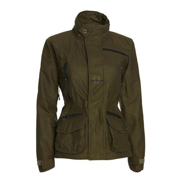 Chevalier Pointer Pro Coat green Damen