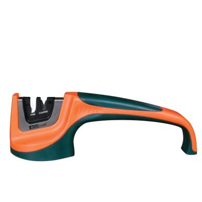 Accusharp Pull-Through Messerschärfer orange/grün