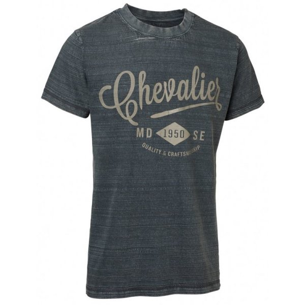 Chevalier Marshall Faded Tee T-Shirt anthrazit Herren
