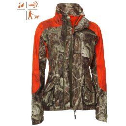 Chevalier Pointer Camo Blaze Coat Damen