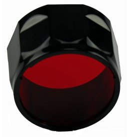 Fenix AOF-L Filter Rot für E40, E50, LD41, TK22, RC15