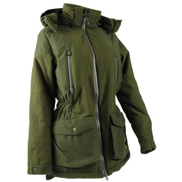 Seeland Polar Winter Jagdjacke Damen pine green