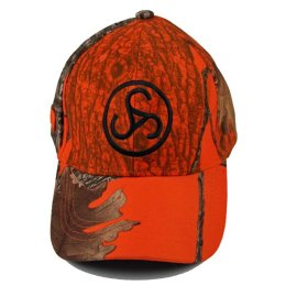Sauer & Sohn Camo Cap orange