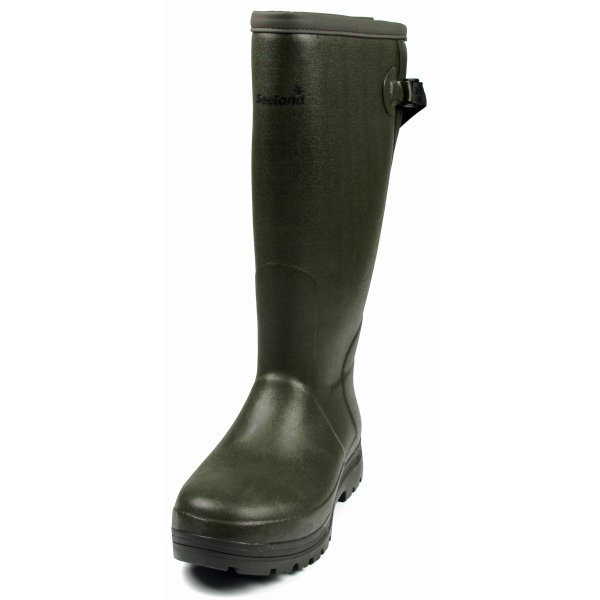 Seeland Woodcock AT+  18 5mm dark green Gummistiefel Herren