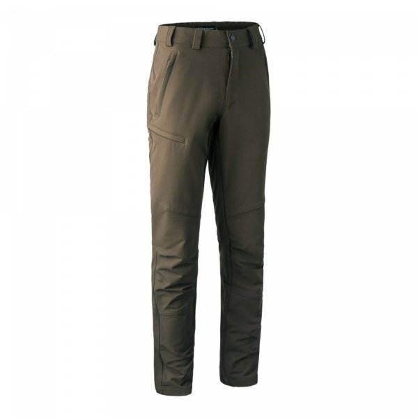 Deerhunter Strike Full Stretch Jagdhose braun Herren
