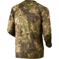 Härkila Lynx Langarmshirt AXIS MSP® forest grün Herren