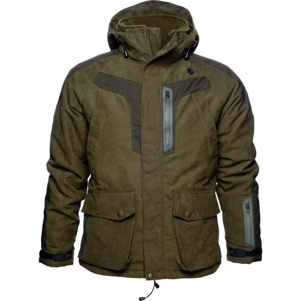 Seeland Helt Jacke Grizzly Brown Herren