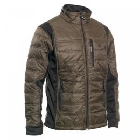 Deerhunter Muflon Zip-In Jacke grün Herren