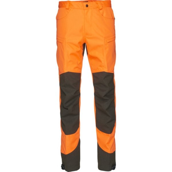 Seeland Kraft Hose Hi-vis orange Herren