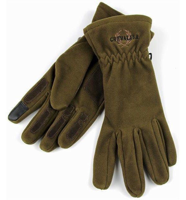 Chevalier Windstopper Handschuh 2-touch Herren + Damen grün