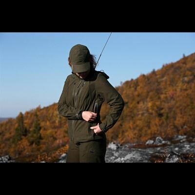 a0a1326a2d18 Härkila Freja Lady Jacke grün Damen   Jagdsport24 - Jagdsport24 ...