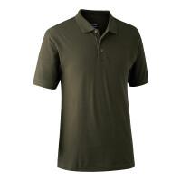 Deerhunter Redding Polo Shirt bark grün Herren