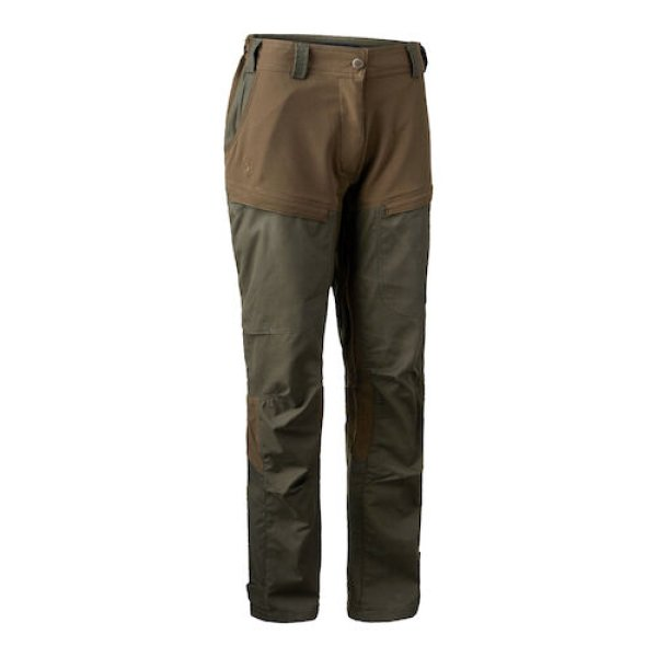 Deerhunter Lady Ann Jagdhose Teflon Shield+ deep grün Damen