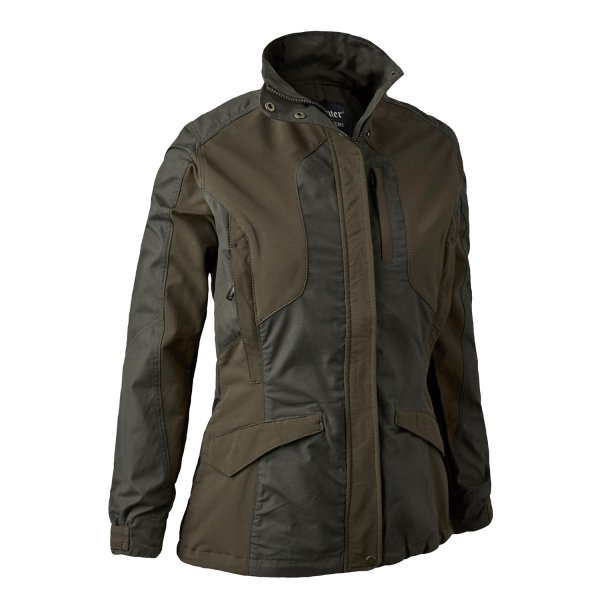 Deerhunter Lady Ann Jagdjacke Teflon Shield+ deep grün Damen