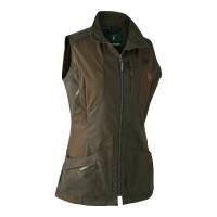 Deerhunter Lady Ann Weste Teflon Shield+ deep grün...