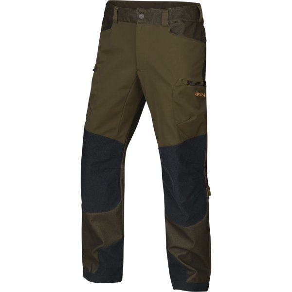 Härkila Mountain Hunter Hybrid Hose willow grün Herren