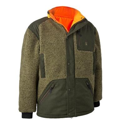 Deerhunter Germania Reversible Faserpelz Jacke grün Herren