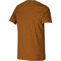 Härkila Graphic T-Shirt 2-Pack green/clay Herren