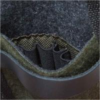 Parforce Patronentasche aus Filz grün