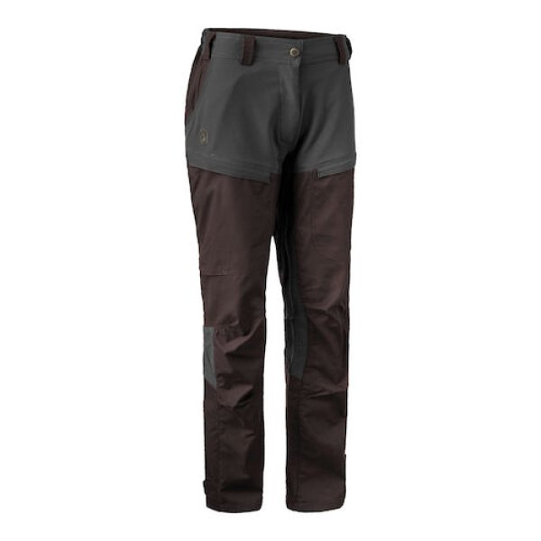 Deerhunter Lady Ann Jagdhose Teflon Shield+ dark prune Damen