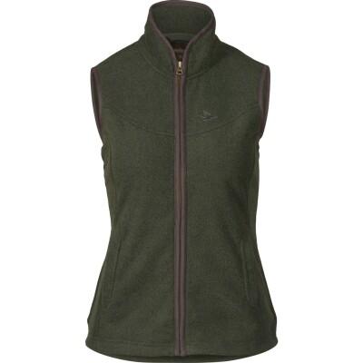 Seeland Woodcock Fleece Weste classic grün Damen