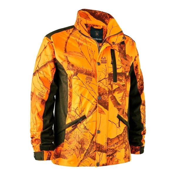 Deerhunter Explore Jacke Realtree Edge® orange Herren