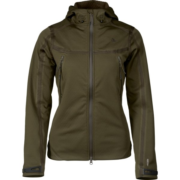 Seeland Hawker Advance Shell Jacke pine grün Damen