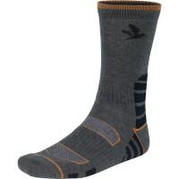 Seeland Hawker Stalking Socken grau