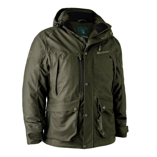 Deerhunter Ram Winter Jacke elmwood grün Herren