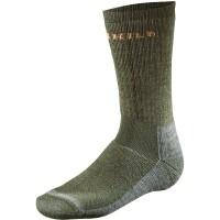 Härkila Pro Hunter Socken kurz grün S (35 - 38)