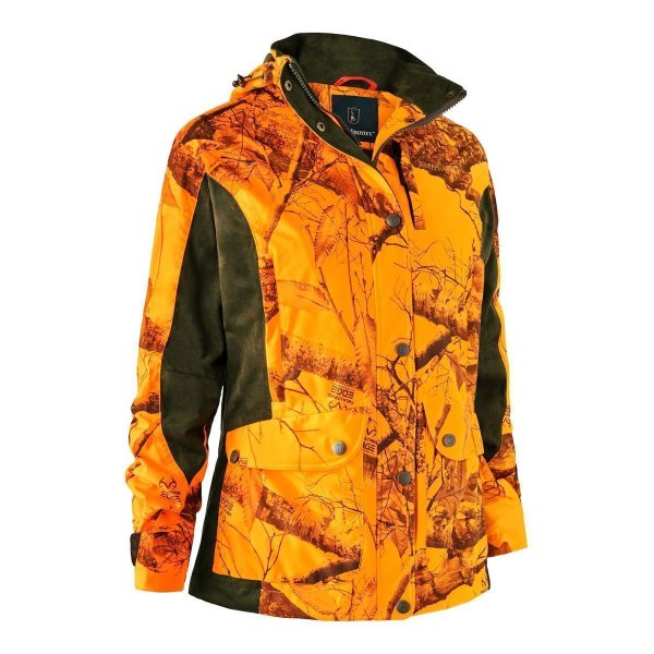 Deerhunter Lady Estelle Jacke Realtree Edge® orange Damen
