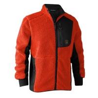 Deerhunter Rogaland Faserpelz Jacke orange Herren