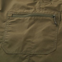 Härkila Alvis Shorts olive grün Herren