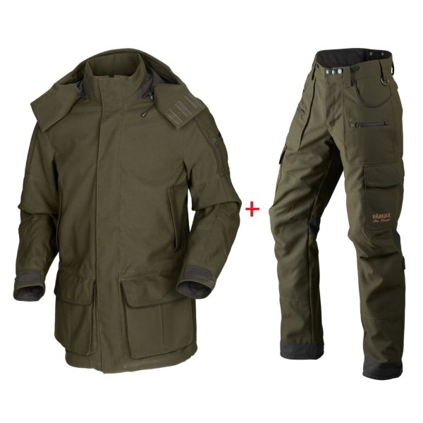 Härkila Pro Hunter Endure Set grün Herren