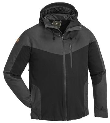 Pinewood Finnveden Hybrid Extreme Jacke schwarz/anthrazit Herren